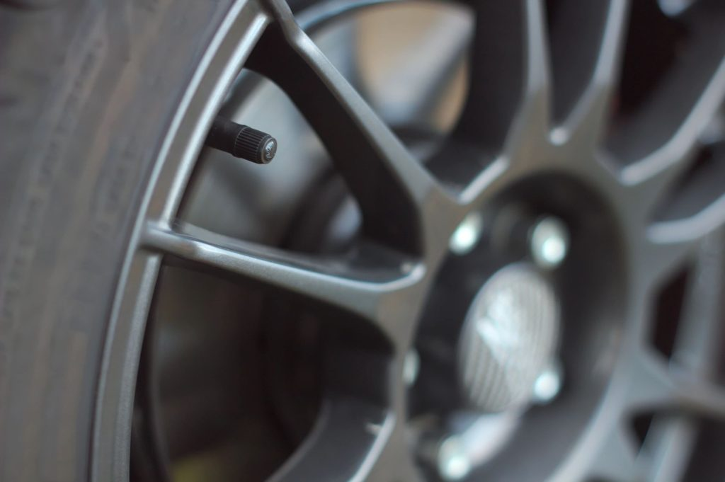 Car tires and wheels